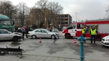 Млада жена ранена при катастрофата в Кючука