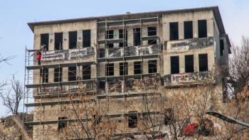 Митрополията започна ремонт на Гръцкото училище