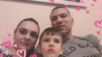 Тервел и жена му за пловдивския боксьор-рогоносец