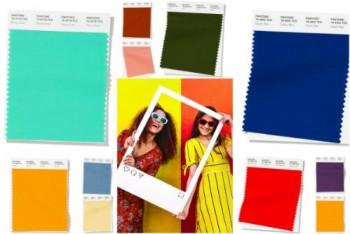 12-те цвята на пролет 2020 според Pantone
