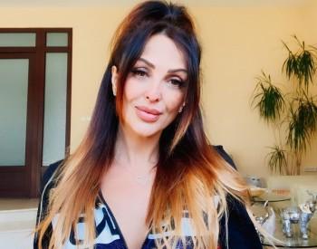 Глория шашна със снимки от дома си