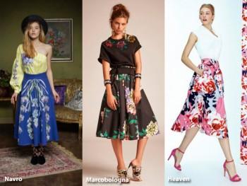 6 модерни поли за лятото