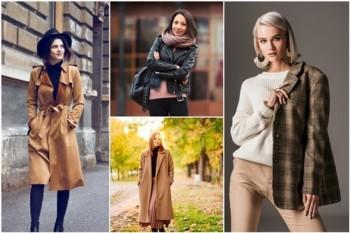 Модерните палта и якета тази есен