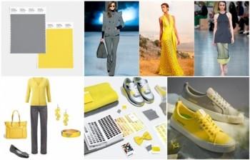 Безупречно сиво и озаряващо жълто - цветовете на 2021