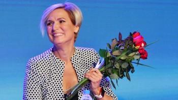 Защо на омъжената за пловдивски генерал кандидат за вицепрезидент й викат Джони